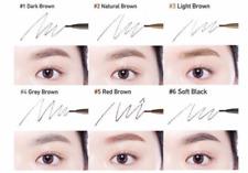 Etude House Drawing Slim Eyebrow - 0.05g ROSEAU #06 Soft Black