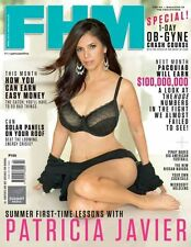 FHM PHILIPPINES April 2015 PATRICIA JAVIER Pinoy Hot Babe Apr 15 Issue #177