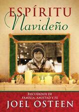Espíritu Navideño (A Christmas Spirit): Recuerdos de familia, amistad y fe by O