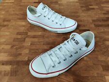 Converse All Star Chuck Taylor UK 7.5, EUR 41 - Rare Leather Version