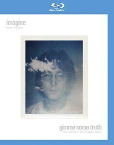 John Lennon - Imagine + Gimme Some Truth -Blu-ray - BRAND NEW SEALED