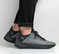 NIKE EXP-X14 Running Trainers Gym Shoes Casual - UK Size 10 (EUR 45) Black Grey
