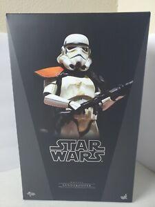1/6 Hot Toys MMS295 Sandtrooper Star Wars Episode IV A New Hope Action Figure