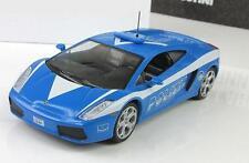 DeAgostini 1:43 Lamborghini Gallardo police Italy ser Police cars of the world