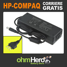 Alimentatore 18,5V 6A 120W per hp-compaq Business Notebook 6730b
