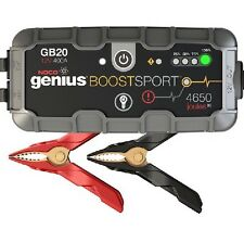 NOCO Genius Boost GB20 - 12V 400 Ultrasafe Lithium Jump Starter Pack