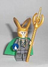 LEGO Super Heroes - Loki (10721) - Figur Minifig Marvel Avengers 10721 6867 6869