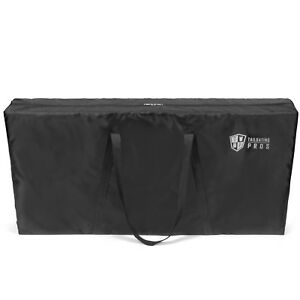 Tailgating Pros Premium Cornhole Board Carrying Case Tote Bag 4ft x 2ft
