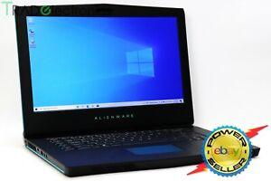 "(👍A) Alienware 15 R3 15.6"" FHD i7 7700HQ 16GB 250GB SSD GTX 1060 6GB RGB Gaming"