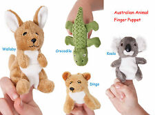 Australian Animal Finger Puppet