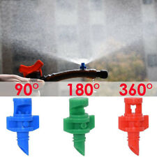More details for plastic nozzle sprinkler micro lawn water spray misting irrigation system garden