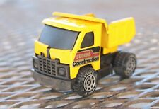 Vintage Buddy L Yellow Construction Company Mini Dump Truck 3""