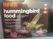 Opus Hummingbird Feeder