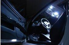 WHITE Interior LED Lights Package Combo Kit VIP For 01 02 03 Lexus LS430