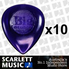 10 x Jim Dunlop Big Stubby 3.00MM ( 3mm ) Guitar Picks *NEW* Plectrums, Purple