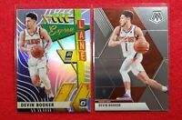 DEVIN BOOKER - Suns 2019-20 Optic Silver HOLO Prizm Express Lane Mosaic [B6013]
