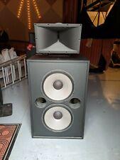 Jbl Professional 4670D Cinema Speaker SystemGood used warranty
