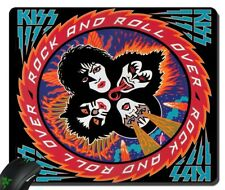 mousepad Kiss Rock Band