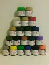 Tamiya acrylic paint 20pcs 23ml bundle