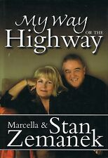 My Way Or The Highway by Marcella & Stan Zemanek (Hardback, 2007) FREE EXPRESS
