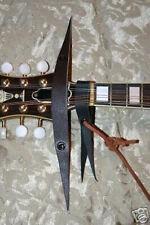 A STYLE MANDOLIN STRAP COLLAR (BLACK OR BROWN)