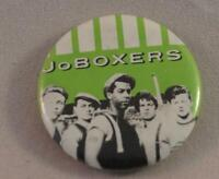 Vintage JoBoxers Pin Pinback Button
