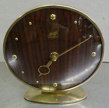 Mid CENTURY 60s-steigen buffetuhr mesa Quartz reloj para Dugena ~ 60er