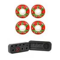 Girl 51mm Stoney Bologna Skateboard Wheels With Independent Bearings