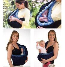 Mochila Portabebes Porta Bebe Infantil Recien Nacido Saco Baby Ajustable