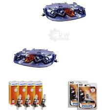 SET FANALI FIAT PUNTO II 2 tipo 188 ANNO fab. 06.01-06.03 H1+H1+H3 ekk