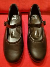 SAS Tripad Comfort Brown Leather Mary Jane  Size 7 Womans Step out shoe 🤎