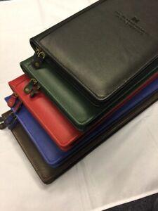 NORTHUMBRIAN PEN CO LTD - Leather 40 Pen Case
