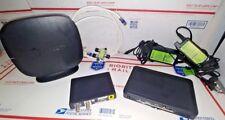 DirectTV Cable Digital PACK Box+Video Bridge+Genie Mini DCI401TWC2 power Adapter