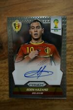 2014 Panini Fifa World Cup Signatures Eden Hazard - Real Madrid