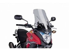 Puig Light Smoke Touring windscreen Honda CB 500 X
