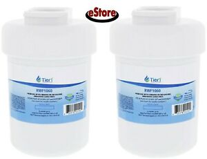 Lot of 2 - Tier1 Ge Hotpoint Replacement Refrigerator Water Filter RWF1060 NEW