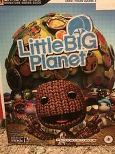LittleBig Planet by Sony Staff and BradyGames Staff (2008) Foldout Included