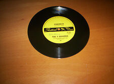 """THE FOUR SEASONS    """"BIG GIRLS DON'T CRY""""    7 INCH 45   1962"""