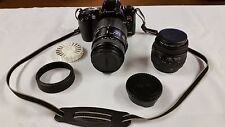 35mm Cannon EOS RebelX S with Sigma 70-300mm lens 52mm lens Price Drop!!!!