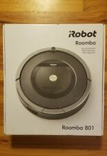 iRobot Roomba 801 Robotic Robot Vacuum Floor Cleaner R801020 BRAND NEW