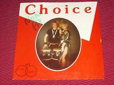 "Choice:   Sweet Little Indians   UK PROMO  7""  NEAR MINT VINYL  EX SHOP STOCK"