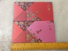 (JC) 2 pcs set RED PACKET (ANG POW) - MUFG (3)