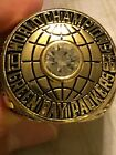 1966 BART STARR COMMEMORATIVE CHAMPIONSHIP RING PACKERS SIZE 11