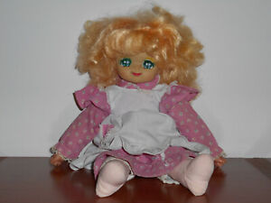 Candy Candy Polistil 38 cm Anni 80 Vintage Doll Bambola