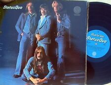 Status Quo ORIG OZ LP Blue for you NM '76 Vertigo Boogie Rock Hard Rock