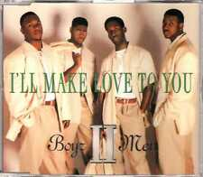 Boyz II Men - I'll Make Love To You - CDM - 1994 - Pop RnB Swing 4TR