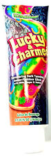 Lucky & Charmed Shimmering Dark Tanning Lotion Maximizer For Indoor or Outdoor