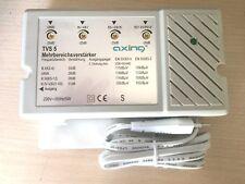 AXING - amplificador antena tv ( DOS UNIDADES )