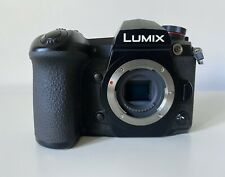 Panasonic Lumix Dc-G9 20.3 Mp 4K Mirrorless Digital Camera Body + Accessories