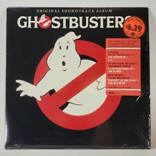 GHOSTBUSTERS 1984 Original Soundtrack Album LP Ray Parker Jr. Arista AL8-8246